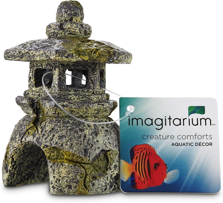 Imagitarium Lantern Aquarium Decor, X-Small