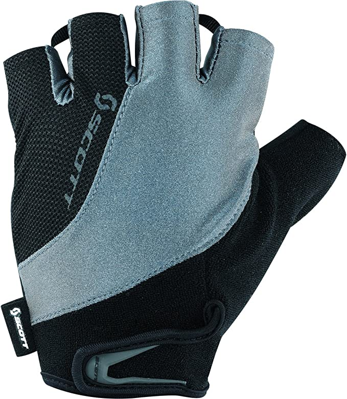 Scott Womens Cycling Gloves Fingerless White Bike Cycle Ride BMX MTB Road