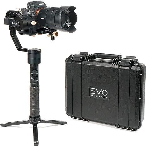 Amazon.com: EVO Rage Gen2, cardán de 3 ejes, para ...