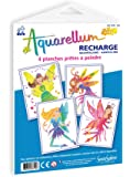 Sentosphère - 672R - Recharge - Aquarellum Junior - Fées 2