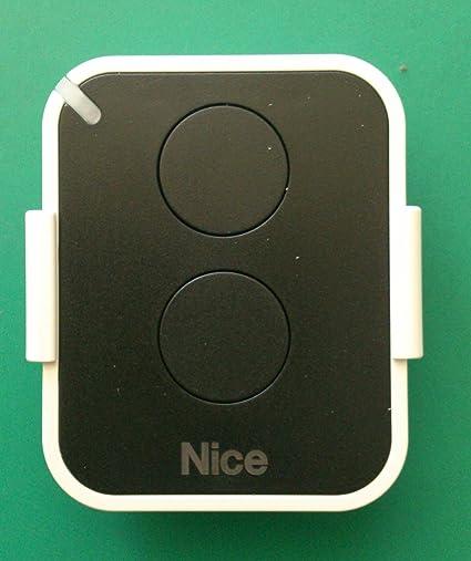 APRICANCELLO NICE FLOR-S RADIOCOMANDO COMPATIBILE CON NICE FLO1R-S FLO2R-S