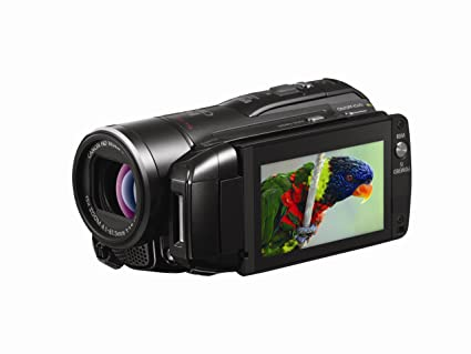 amazon com canon vixia hf m31 full hd camcorder w 32gb flash rh amazon com Sony HD Comcorder JVC HD Camera