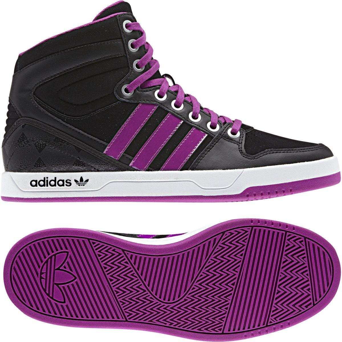 Women's Court Attitude Shoes - G99926