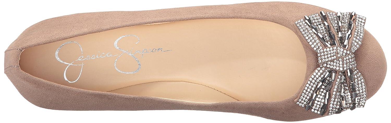 Jessica Simpson Women's Flat Movey Ballet Flat Women's B01EVIC0PE Parent 1fb76c