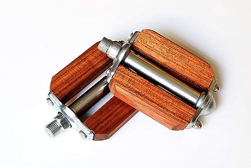 pedales bicicleta / accesorios bicicleta / pedales / pedales vintage / bicicleta / VINTAGE ETIMOE: Amazon.es: Handmade