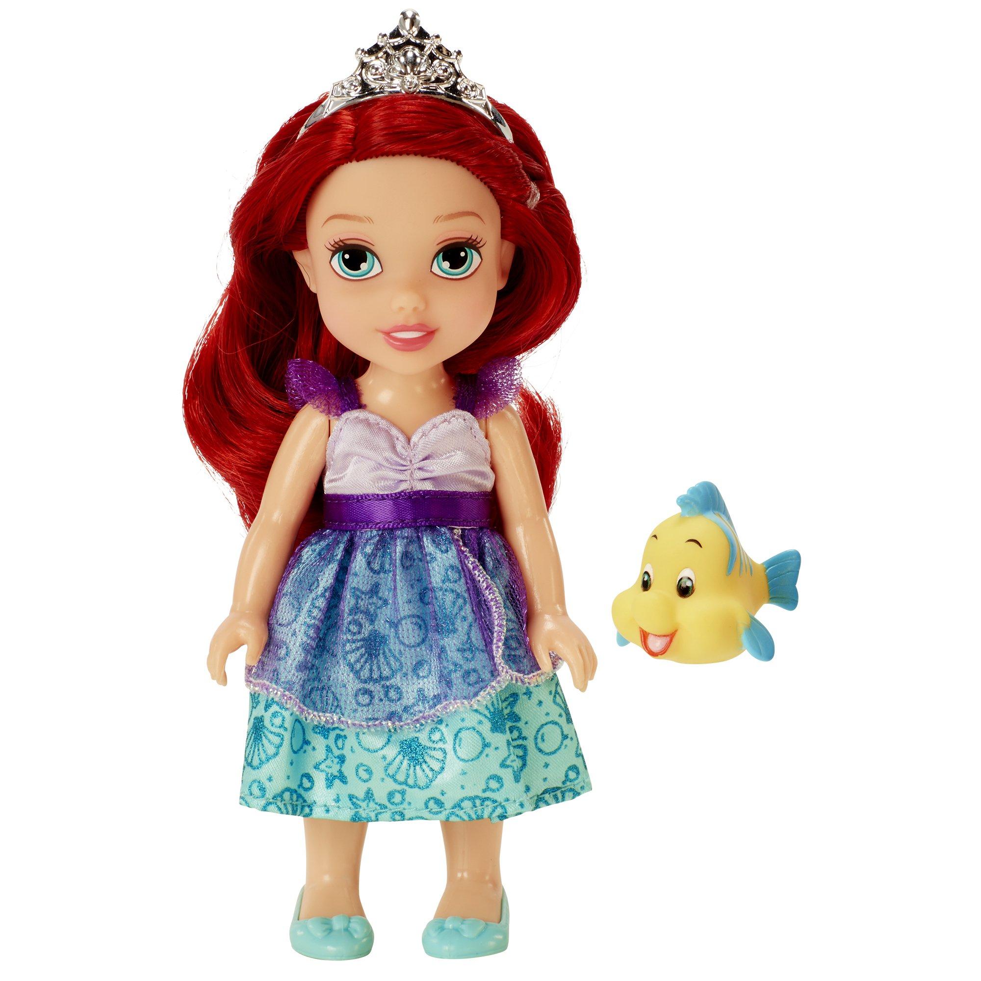 Amazon Com Disney Princess Baby Belle Doll Toys Games: Amazon.com: Disney Princess Petite Mulan Doll And Pony