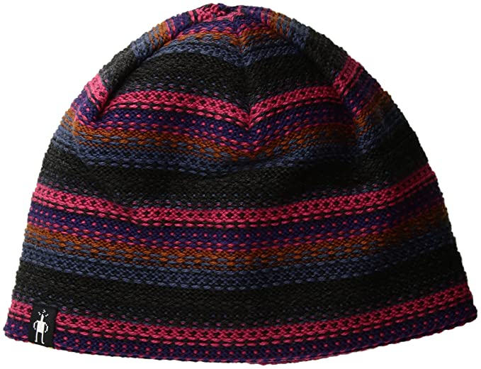 c77d1d6e382 Amazon.com  SmartWool Women s Marble Ridge Hat (Charcoal Heather ...