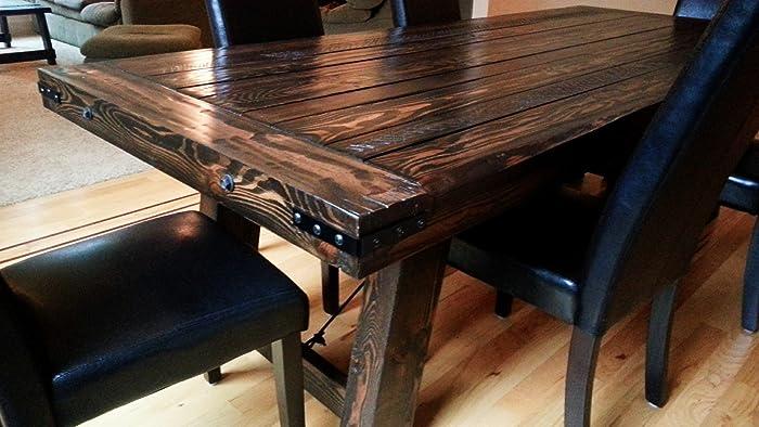 Amazon Viking Dining Table Handmade