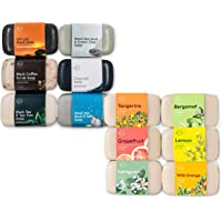 O Naturals Deluxe Variety 2 Pack, 12 Unique Different Bars of Soap. Best Holiday Gift Set for Women & Men. Premium Skin…