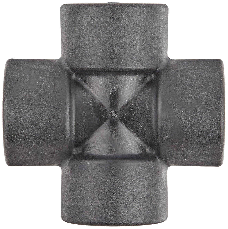 1//2 NPT Female Banjo CR050 Polypropylene Pipe Fitting Cross Schedule 80