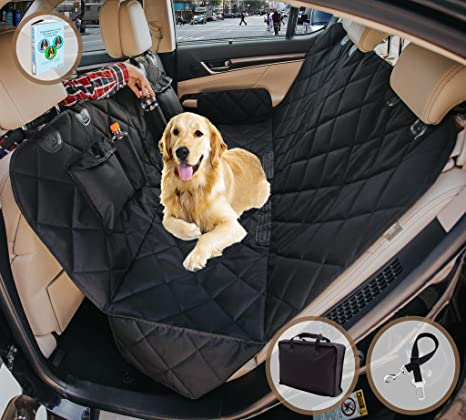 Amazon.com   EVOest Dog Car Seat Cover 42bbf14aa