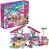 Mega Construx Barbie Malibu House, Building Toys for Kids
