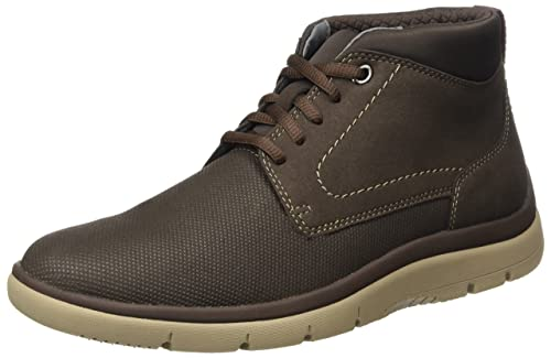 Mid Grigio Orson Clarks shoes Amazon N8OP0Xwkn