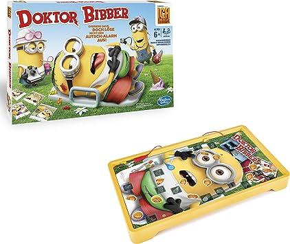 HASBRO Juegos c1342100 – Dr. bibber Minions – Juego infantil , color/modelo surtido: Amazon.es: Juguetes y juegos