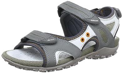 e6883176123f2a Geox D SANDAL STREL B Sandals Women grey Grau (GREY C1006) Size: 2.5 ...