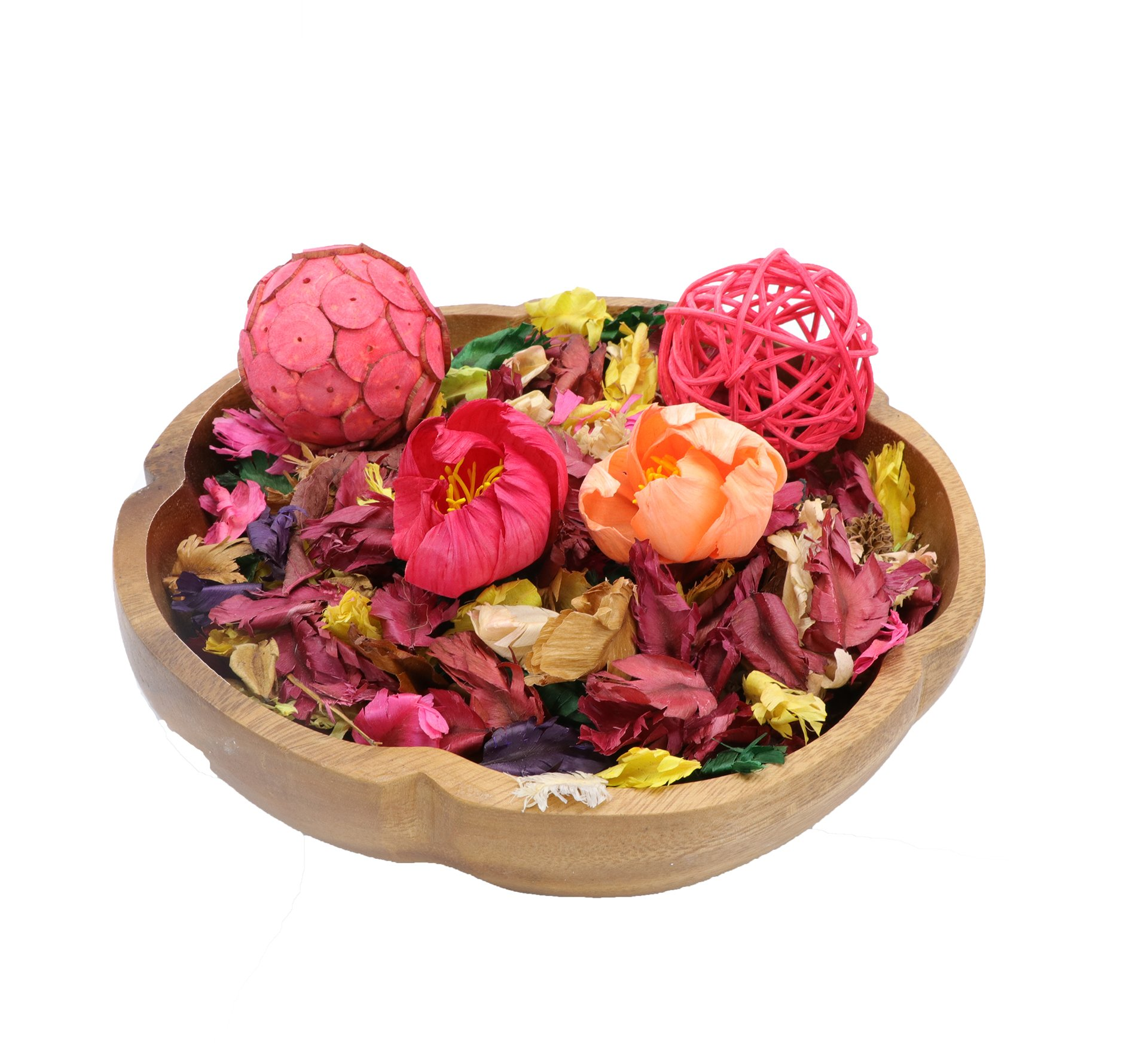 The Ambient Collection Decorative Scented Potpourri flowers