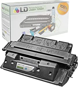 LD Remanufactured Toner Cartridge Replacement for HP 27X C4127X High Yield (Black)