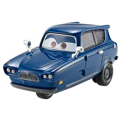 Disney/Pixar Cars Tomber Die-Cast Vehicle: Toys & Games