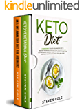 Keto Diet: 2 Manuscripts:The Anti-inflammatory Diet To Restore Immune System And Heal Inflammation+The Plant-Based Ketogenic Vegetarian Diet to Cleanse ... Body,Burn Fat...30 Day Whole Food Meal Plan
