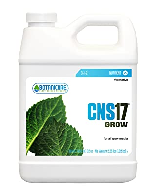 CNS17 Grow Plant Nutrient by Botanicare