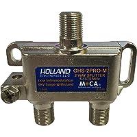 2-Way MOCA Splitter 5-1675Mhz