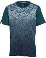 Jordan Men's Nike Dub Zero Laser Graphic T-Shirt-Dark Sea
