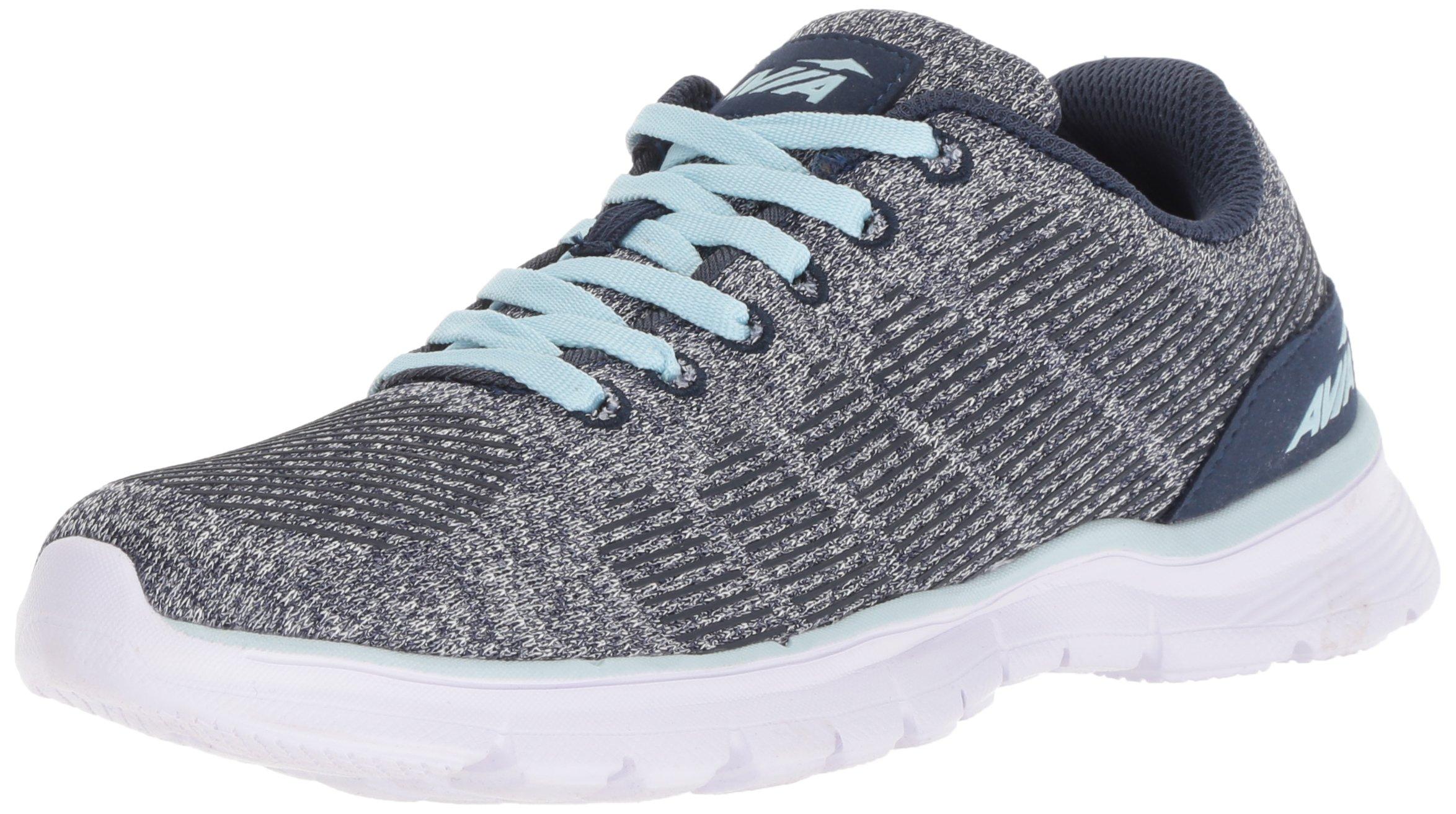 Avia Women's Avi-Rift Running Shoe, Insignia Blue/Chiffon Blue, 8.5 M US by Avia
