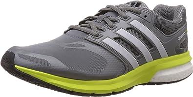 adidas Questar Boost Techfit Zapatillas de Running – SS15: Amazon.es: Zapatos y complementos