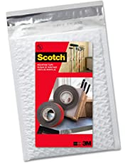 Scotch Extremely Strong Mounting Tape 1-inch x 48-inches, Black, Holds up to 30 pounds, 2 Rolls, Ships in e-Commerce Packaging