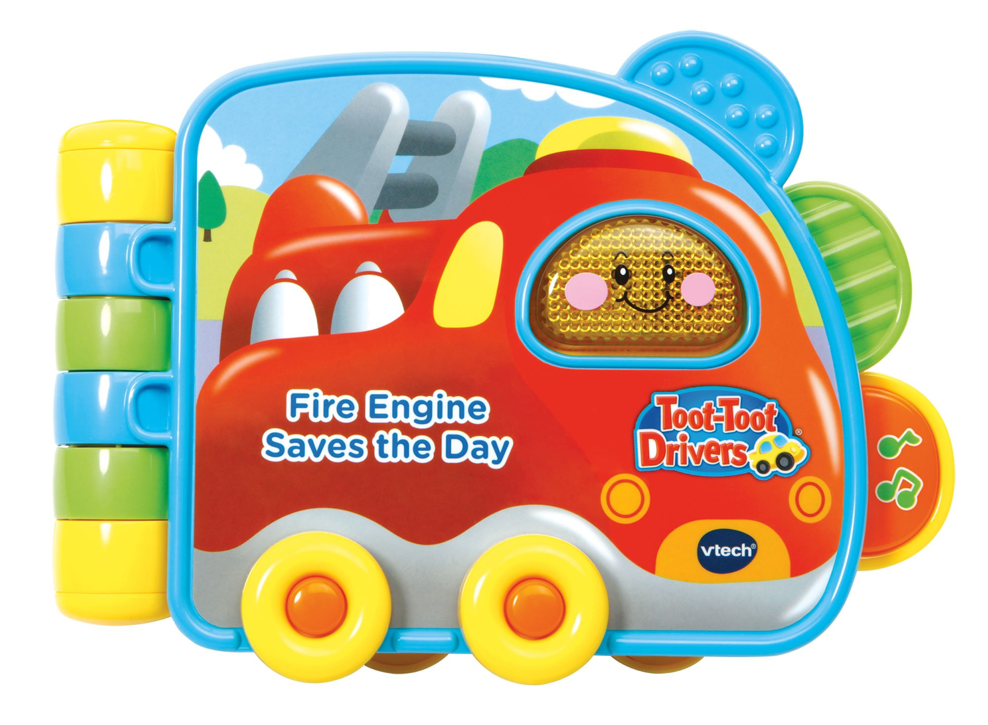 VTech 502003 ''Toot-Toot Drivers Fire Engine Book Toy