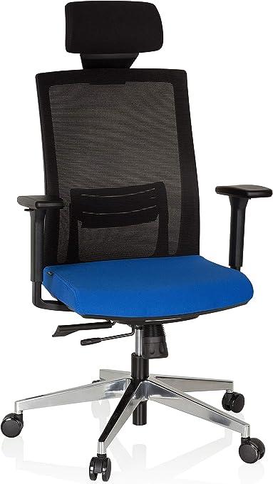 hjh OFFICE 732102 Chaise de Bureau, siège Bureau Captiva
