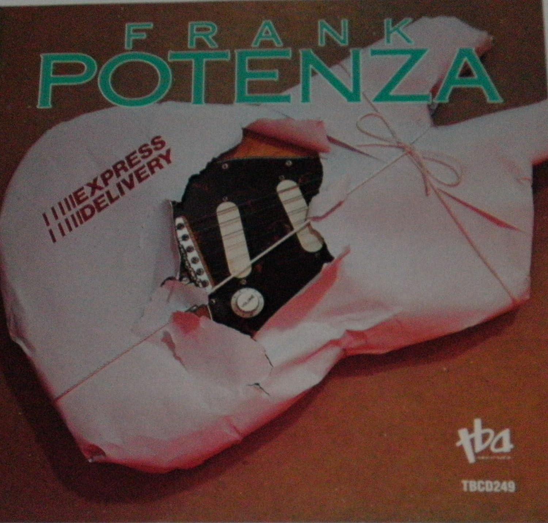 Express Delivery: Potenza,Frank: Amazon.es: Música