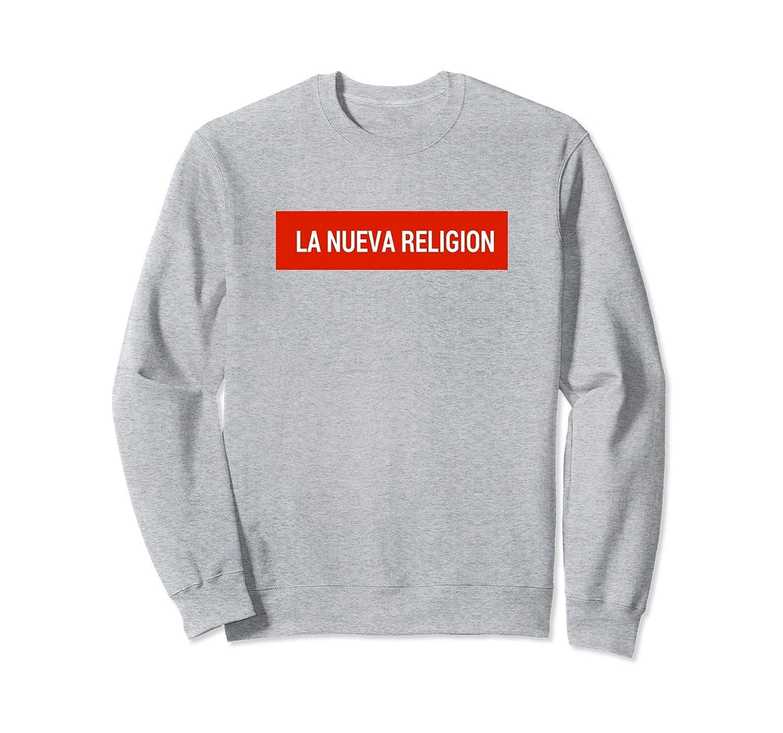 La Nueva Religion Sweatshirt Bad Bunny-TH