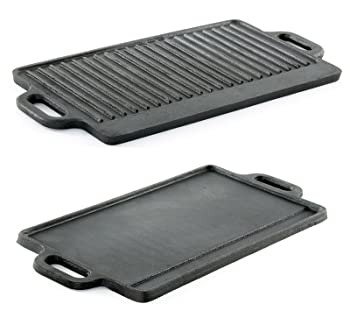 ProSource Professional Reversible Double Pancake Griddle