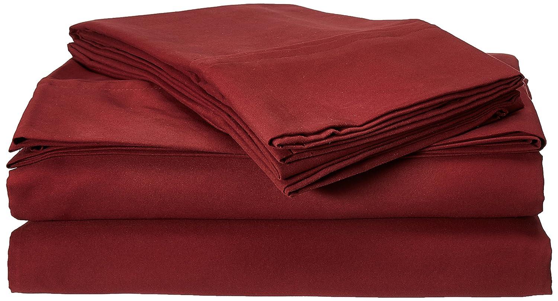 Tribeca Living Juego de sábanas, de bolsillo profundo, resistentes: Amazon.es: Hogar