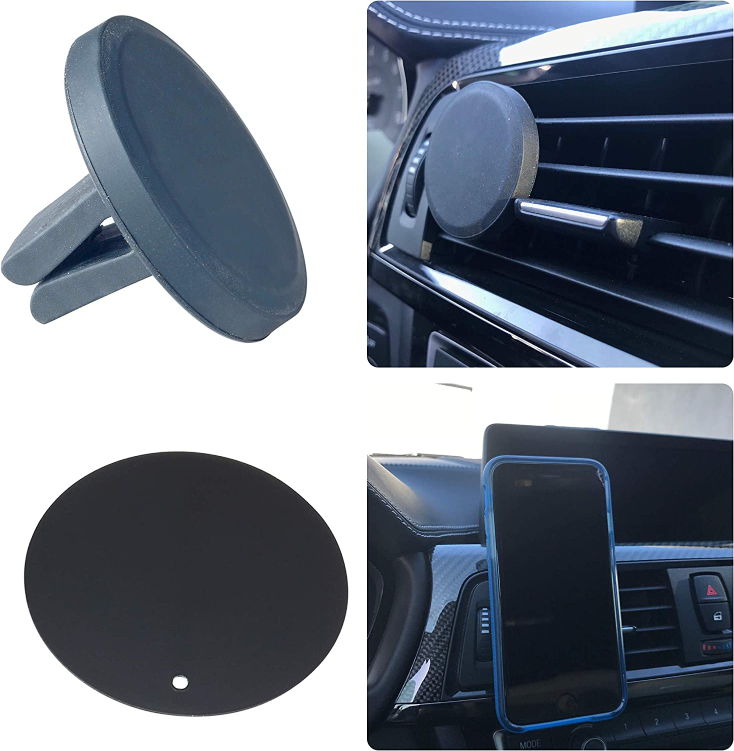 Universal Car Air Vent Magnetic Phone Mount Holder