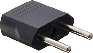 Ckitze USA to Europe Travel Power Plug Adapter