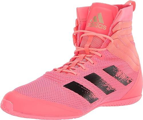 adidas Unisex-Adult Speedex 18 Boxing Shoe