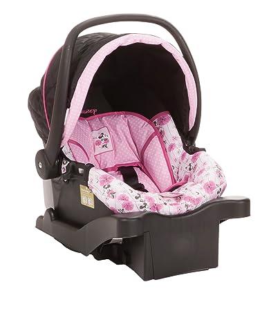 Disney Comfy Carry Elite Plus Infant Car Seat Floral Minnie