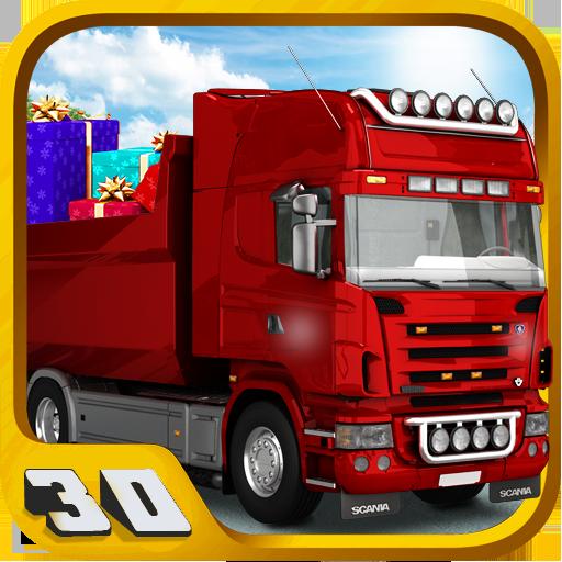 Real Truck Sim: Christmas Gift