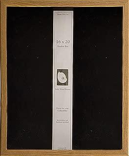 product image for Frame USA Shadow Box Showcase Series 16x20 Wood Frames (Honey)