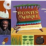 10 contes d'Afrique + CD