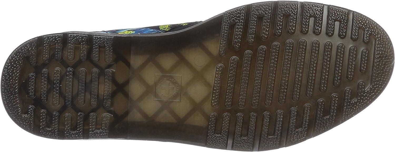 Dr. Martens DAYTONA Canvas HAWAIIAN Damen Desert Boots Schwarz Black