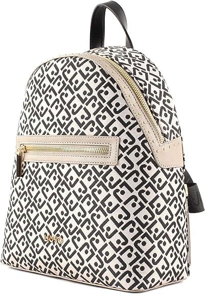 LIU JO Tiberina Backpack Zenzero: Amazon.it: Scarpe e borse