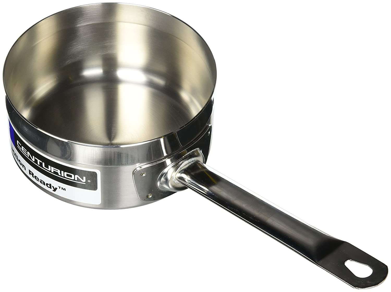 Vollrath 3601 15-Guage Stainless Steel Centurion Saute Pan, 1.4l B0083VURCO