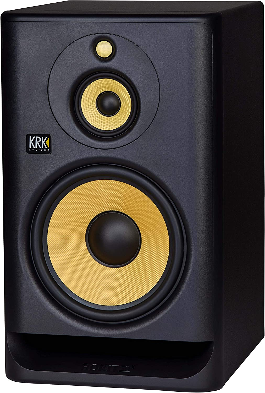 KRK RP103G3 ROKIT 10-3 G3 10 3-Way Powered Studio Monitor Black