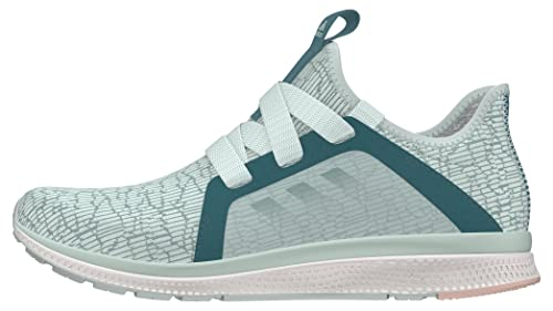 new style bff6d 02754 adidas Edge Lux, Zapatillas de Running para Mujer, Tech GreenVapour Steel,