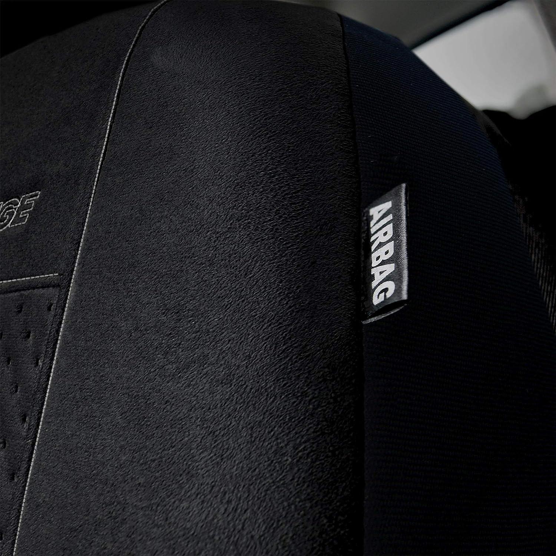 kompatibel mit Mitsubishi L-200 GSC Sitzbez/üge Universal Schonbez/üge Prestige 1+1