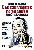 Scars of Dracula (Las Cicatrices de Dracula) - All Regions