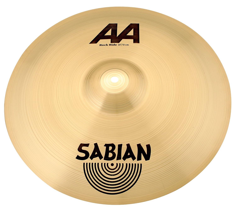 Sabian 22014 20 Inch AA Rock Ride Cymbal Sabian Inc.